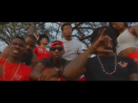 NHB Rollie - Everything Red feat. NHB Bishop (Official Music Video) DIR. KFDOESIT