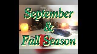 *ARIES* SEPTEMBER & FALL SEASON 2017 // TAROT READINGS