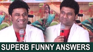 Devi Sri Prasad Superb Funny Answers To Media Questions | DSP Interacting With Media | TFPC