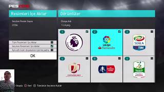 PES 2018 PS4 LİSANS YAMA KURULUM ve DOSYALAR / PC UYUMLU! (Pes 2018 Lisans Yaması Nasıl Yapılır?)