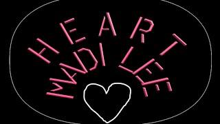 Madi Lee - Heart Instrumental with Lyrics (karaoke)