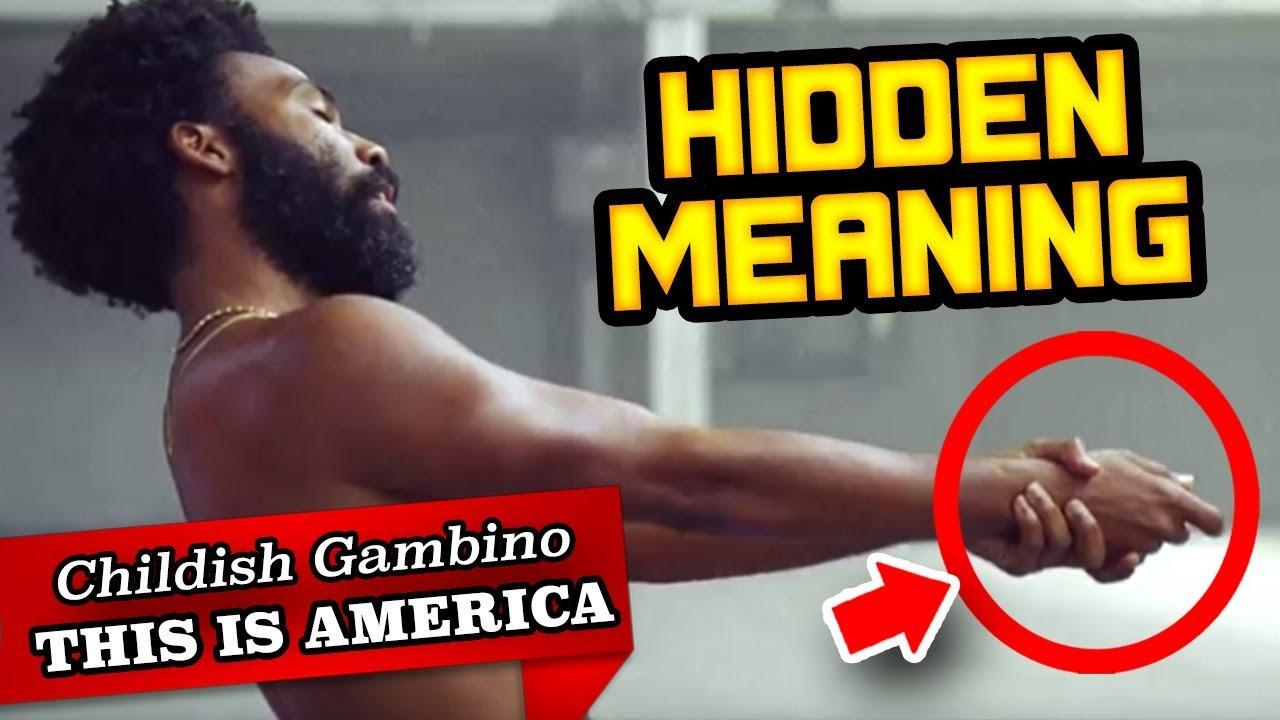 Childish Gambino This America