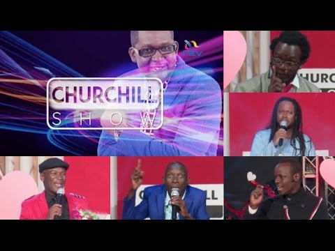 Churchill Show S4 E29: Love Edition Part 2