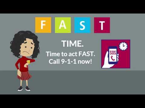Community Hospital- Act FAST - Stroke video