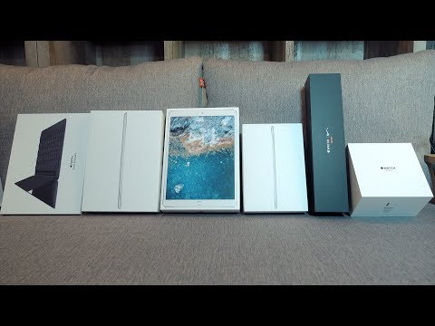 Buying EVERY Apple Watch and iPad!