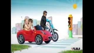 Coches, motos, quads Feber