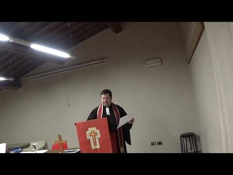 Sermone Su Romani 15:2-4 - M. Lutero - 3 Novembre 2019 - CPU Firenze - Festa Della Riforma