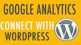 Install Google Analytics on a WordPress Website - EASY