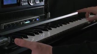 A-88/A-49 MIDI Keyboard Controller Overview - Roland Connect Sept. 2012