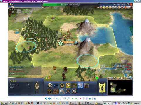 [Espisode 5] Civilization IV Worker Movement Strategy - CivPlayers