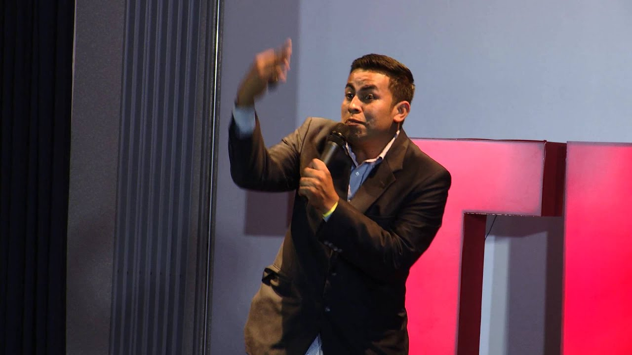 Un Rap Sobre El Camino De La Carcel A La Vida Como Empresario Douglas Contreras At Tedxuwccr