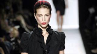 Model Marie de Villepin