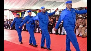 New police uniform: Kenyans take issue