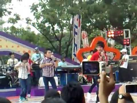 Alvin, Ray, Deva, Lintar & Rio (Idola Cilik 3) - Roadshow Jungle Land