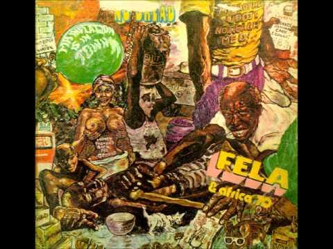Unnecessary Begging - Fela Kuti