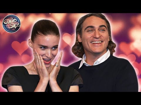 Joaquin Phoenix & Rooney Mara LOVE Story!