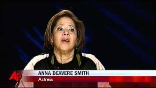 Anna Deavere Smith Gets Laughs on