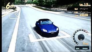 Gran Turismo 3: A-Spec - Single Race: Arcade Mode Pt. 1 (Area C / Hard)