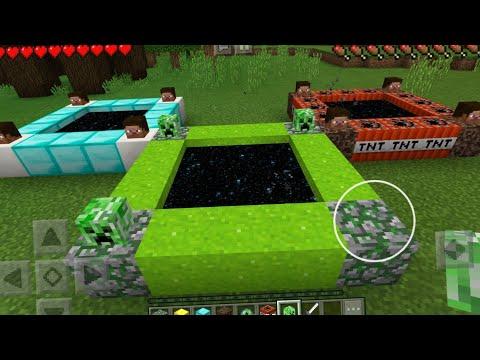 5 Tricks to Kill your Friend in Minecraft !!
