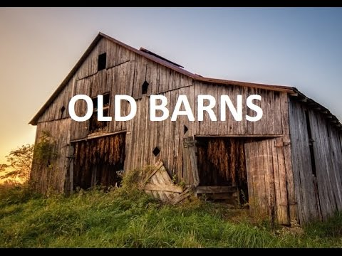 Old Barns Youtube