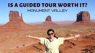 Monument Valley Guided Tour // Road Trip 2019