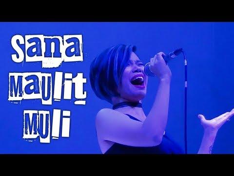 KATRINA VELARDE - Sana Maulit Muli (The MusicHall Metrowalk | August 15, 2018) #HD720p