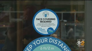 With Coronavirus Cases Rising, New Mask Mandate Now In Effect