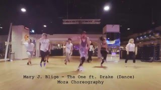 MARY J BLIGE FT DRAKE - The One (Dance)