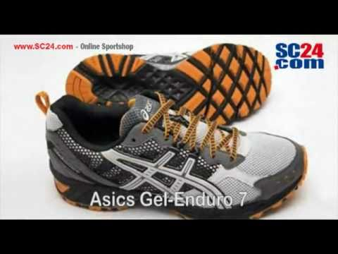 asics gel enduro 7