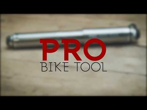 Bike Pump: PRO BIKE TOOL Mini Bike Pump in focus