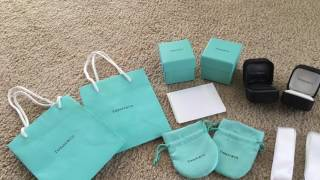 How to know if a Tiffany Gift Bag and Box is authentic