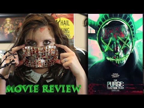 The Purge Election Year (2016) Review