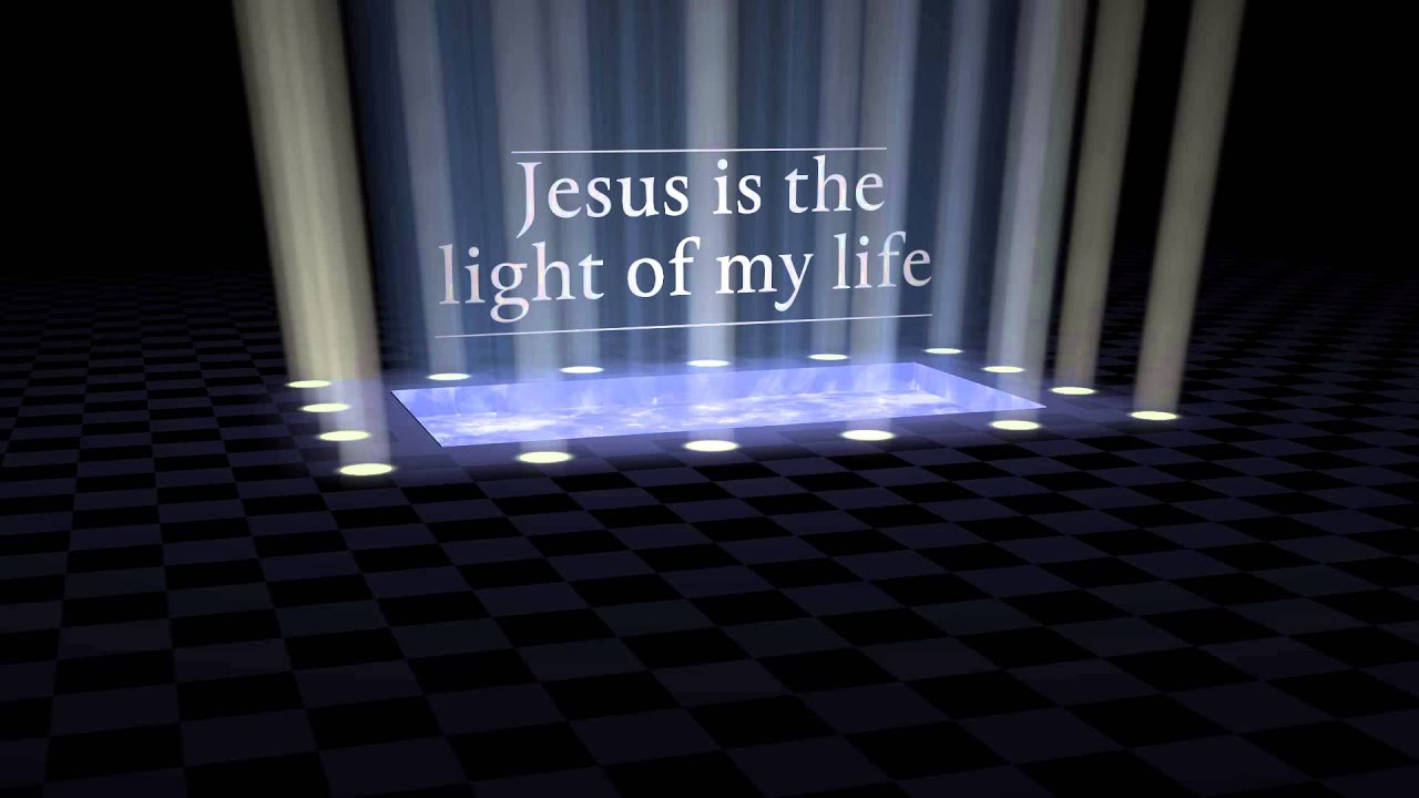 Jesus is the light of my Life - YouTube