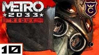 Техника разъярённого медведя - Metro 2033 Redux Прохождение #10
