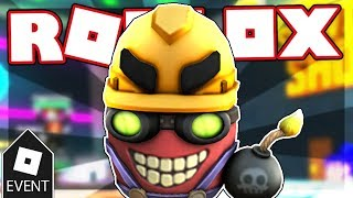 [EVENT] HOW TO GET THE DEMOLITION EGGSPERT IN SUPER BOMB SURVIVAL | Roblox