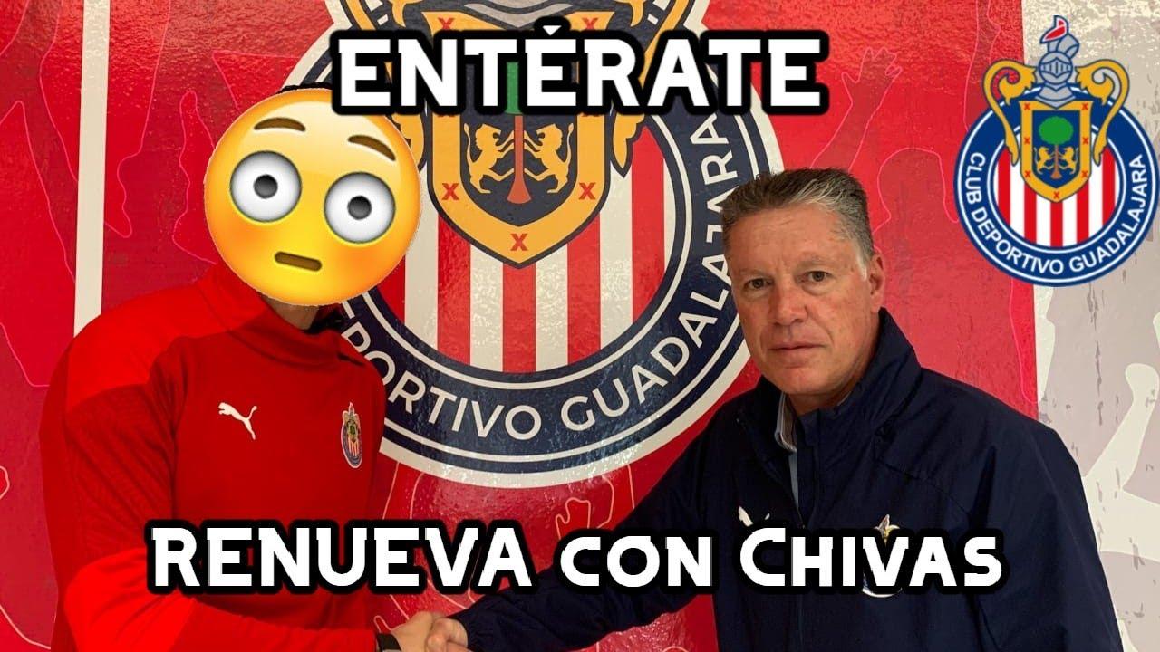 🚨Noticias Chivas hoy 2021 | RENUEVA jugador con Chivas | Chivas vs Pumas 2021 | Raúl Gudiño
