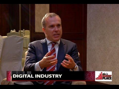 McKinsey's Greg Theisen on Asia's Digital Industry