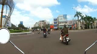 Thành phố Quy Nhơn Bình Định những ngày cuối năm 2020