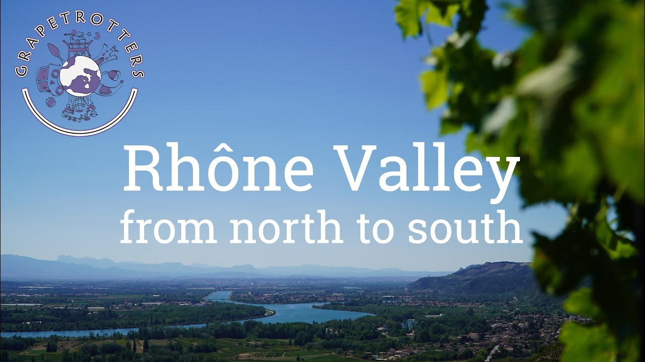 Rhone valley Grapetrotters Journey