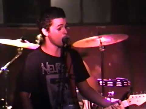 Green Day at the Paint Factory in Tampa, FL on 7/25/90
