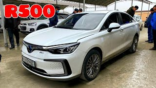 Китайский Электромобиль BAIC EU5 Хоразм Машина Бозорида.  310 млн сум