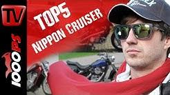 Top 5 - Nippon Cruiser unter 4000 Euro - Günstiges Chrom aus Japan - Gebrauchtmotorrad Beratung
