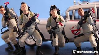 Ghostbusters 30th Anniversary Ecto-1 Elite Cult Classics Hot Wheels 1:18 Scale Die-Cast Vehicle