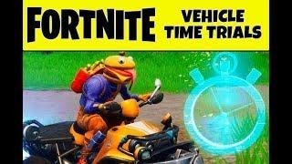Fortnite Season 6 Week 10 Challenges Vehicle Time Trials Swfoodies