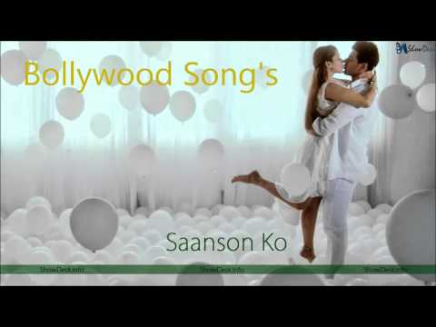 Saanson ko | Zid | Arijit Singh | Full HD 1080p Song | Remix