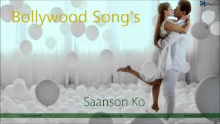 Saanson ko | Zid | Arijit Singh | Full HD 1080p Song | Remix