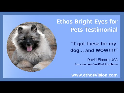 Canine cataract drops