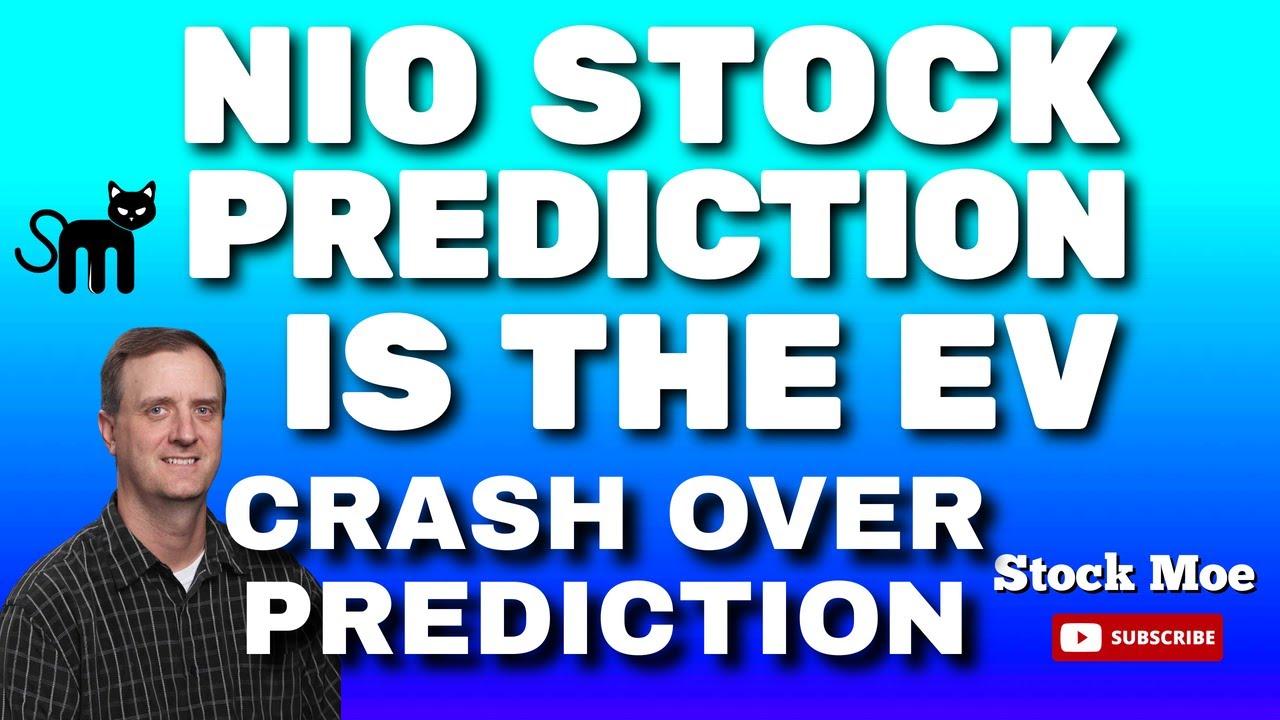 Download EV STOCK MARKET CRASH OVER YET? I BOUGHT THIS OPTION & NIO STOCK PRICE PREDICTION &TESLA STOCK PRICE