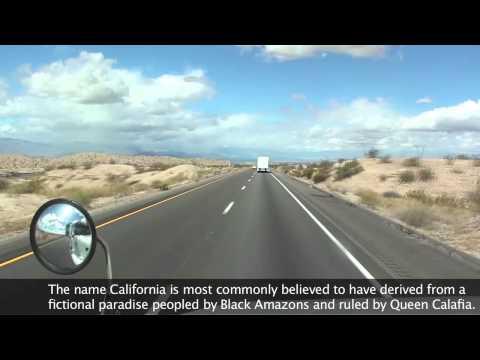 Arizona to California (US & Canada Version) - Trucks in USA