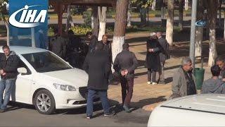 Araç İçerisinde Oturan Şahıs Vurularak Öldürüldü
